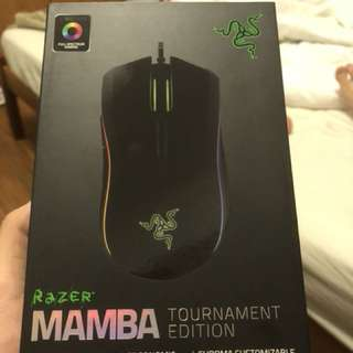 Razer mamba tournament edition (chroma)