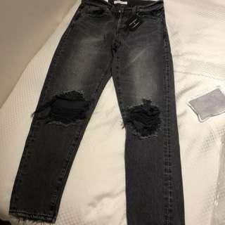 Mossy 牛仔褲