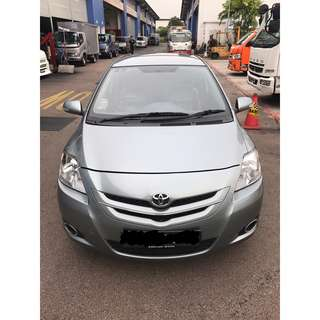 Car Rental, Toyota Vios 1.5A Daily, Weekends, Weekly & Monthly.