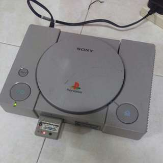Vintage Sony PlayStation 1 (24 years old)