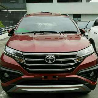 Opent indent all new toyota rush