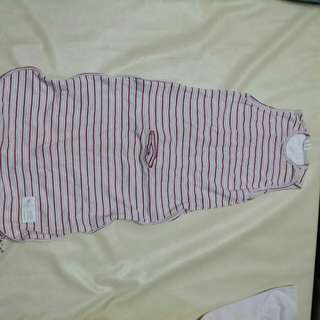 Sleepsuit for baby 100% organic cotton