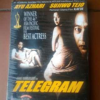 VCD asli film judul 'Telegram'