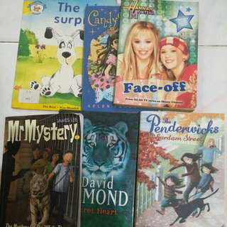 Storybooks (one book for $1)