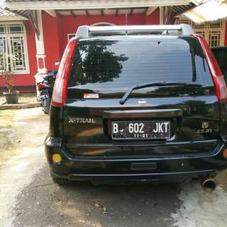 Nissan xtrail 2008 Type XT.2.5