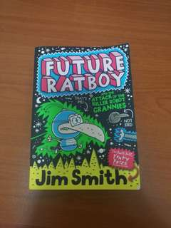 Future Ratboy by Jim Smith