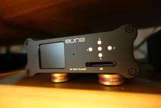 Aune X3 audiophile WAV player
