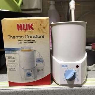 NUK暖奶器