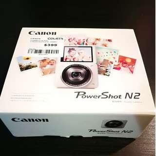 Grab It While Stock Last - Canon PowerShot N2