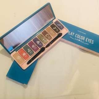 Play colour Eyes
