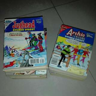 Archie comics book