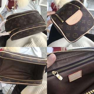 LV Monogram cosmetic bag