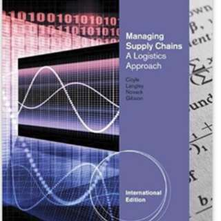 Managing Supply Chains: A Logistics Approach (TextBook)