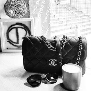 Chanel seasonal flap bag
