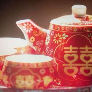 結婚敬茶用品