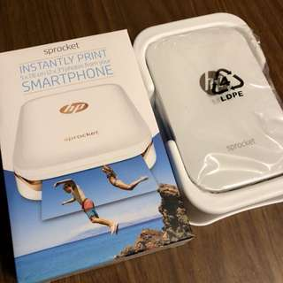 HP Sprocket 100 Smartphone photo printer