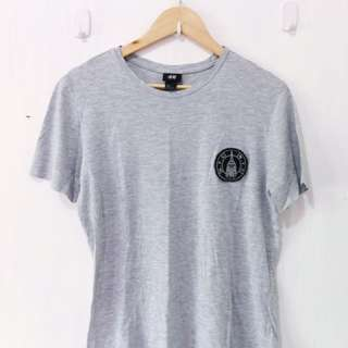 H&M Patched Tee