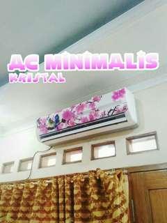 ac minimalis kristal Gel cooller praktis & efisien