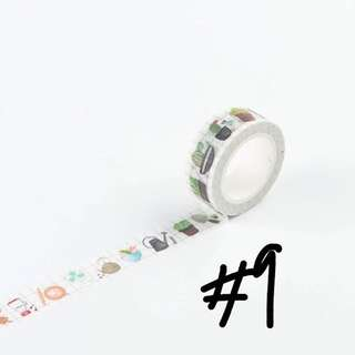 [PO] #03 Washi Tape