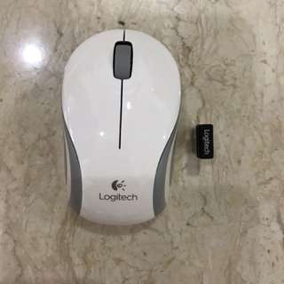Logitech Ultra Portable Wireless Mouse