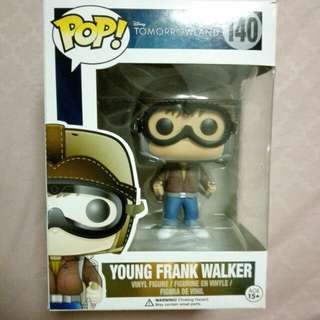Funko Pop Disney's Tomorrowland Young Frank Walker