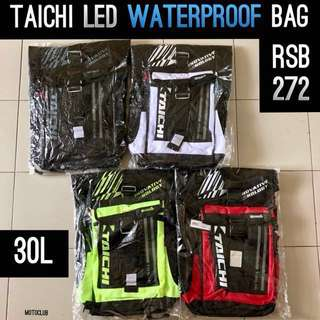 TAICHI WATERPROOF Bagpack with LED | RSB272