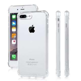 iphone 8 7 plus 共用 case 防摔 四角氣囊保護 機殼 背部沒有紋 實物拍攝有圖比較 地盤戶外必備