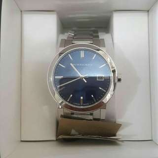 PRELOVED ~ BURBERRY BU 9031 Watch #mbl