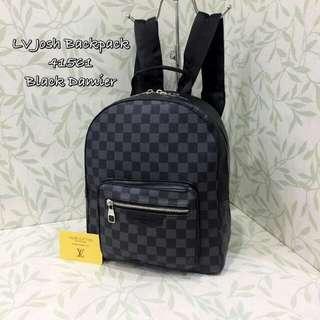 Louis Vuitton Josh Backpack Graphite