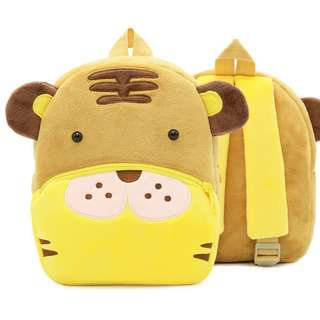 BACKPACK - ZOO PLUSH TIGER