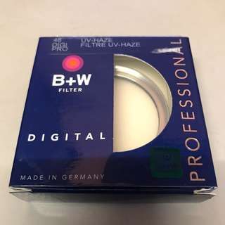 B+W Digi Pro 010M UV-Haze 46mm