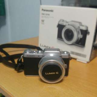 Camera - Panasonic Lumix DMC GF8