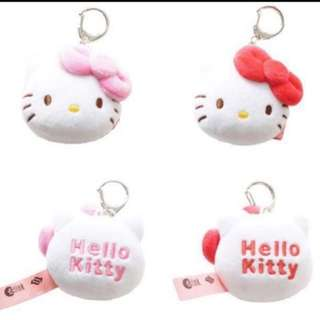 BN limited edition hello kitty EZ-Link plush charm