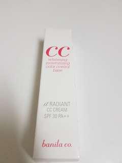Banila co. CC cream SPF 30 PA++