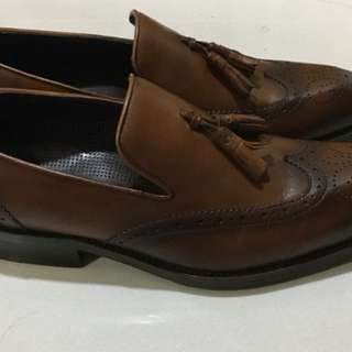 Blackbrown Loafers
