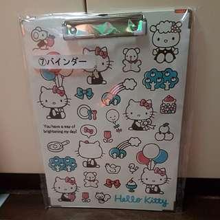 Authentic Hello Kitty Clip Board