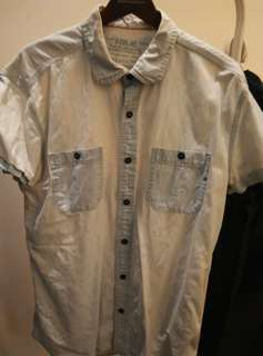 REPLAY Denim Shirt (Slim)