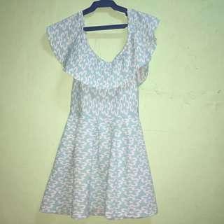 Lightblue dress for girl