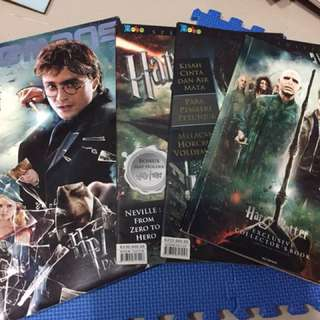 Harry Potter Magazine Special edition