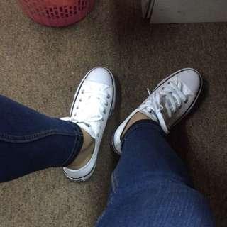 Converse All Star White