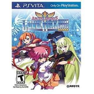 Vita Game: Vita Arcana Heart 3: LOVE MAX!!!!!