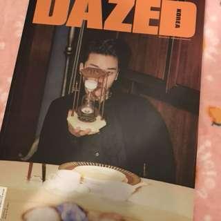 BIGBANG勝利個人雜誌 絕版