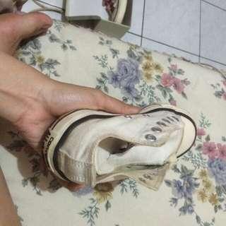 Free Ongkir Sepatu Converse Putih Original 100%