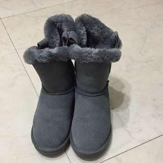 達芙妮 雪靴 25cm