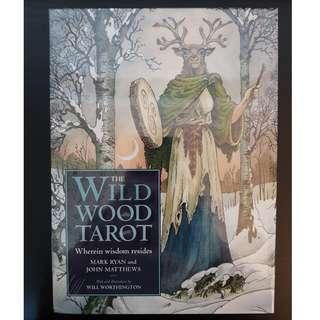 The Wildwood Tarot - Wherein Wisdom Resides (sealed & brand new)