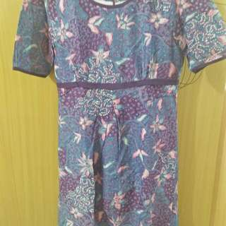 Dress Batik Eprise second