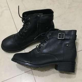 全新✨bonjour 台灣製 靴子 短靴