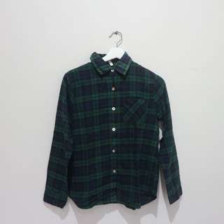 Flannel size S