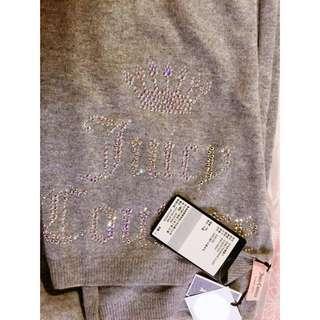 Juicy Couture x Swarovski 聯名限量水晶圍巾