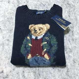 Polo Ralph Lauren 熊 針織 毛衣